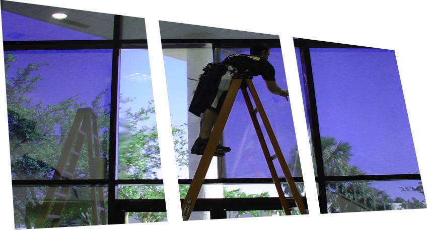 Adesivi oscuranti per vetri pannelli termoisolanti - Pellicole oscuranti per finestre ...
